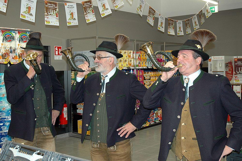 26.11.2014 - Penny Markt Kirschentheuer Eröffnung