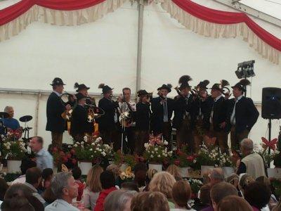 27.06.2015 - Rosenfest in Feistritz/Ros.