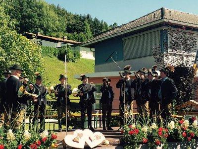 06.09.2015 - Kartoffelfest am Dorfplatz in Ludmannsdorf