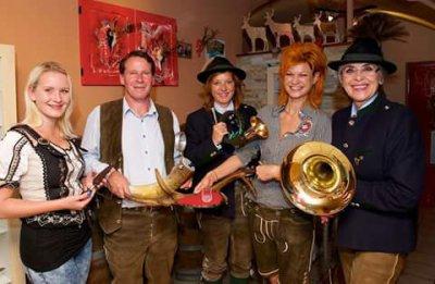 18.09.2015 - Edles vom Horn Austellung in Ferlach