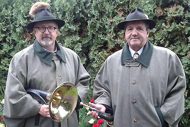 11.10.2015 - Gedenkfeier mit Kranzniederlegung für Dr. Jörg Haider in Lambichl