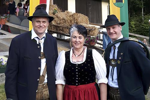 10.06.2016 - Liedertafel im Komp-Stadl MGV Bärndorf/ Moosburg 20:00 Uhr