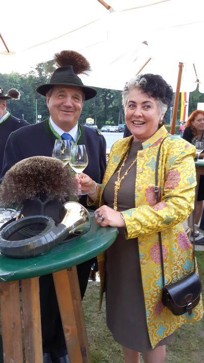 18.08.2016 - Reifnitzer Weintage auf der Webernigwiese