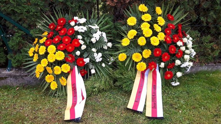 09.10.2016 - Gedenkfeier Dr.Jörg Haider in Lambichl um 14:00 Uhr