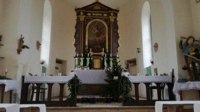 04.11.2018 - Hubertusmesse Kirche Neu St. Michael im Bärental 11:00 Uhr