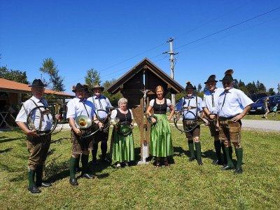 18.08.2019 - 50 Jahre Jagdgesellschaft Rosegg - Pavillon Berg