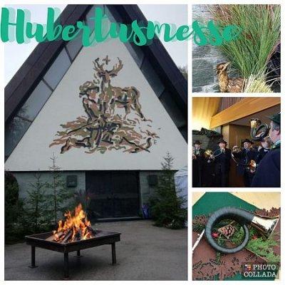 03.11.2019 - Hubertusmesse - Hubertuskirche Sekirn 10:30 Uhr
